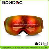 Protection contre les UV Anti-Fog de lunettes de ski pour Unisex