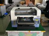 Camiseta de la máquina de la impresora de la materia textil A3, impresora plana para la tela