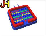 Aufblasbare Twister-Matteaufblasbare Twister-Spiele für Verkauf