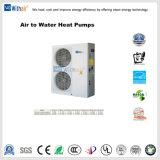 空気ソースヒートポンプの給湯装置(世帯の使用)