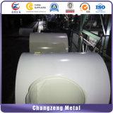 金属の屋根ふきシート(CZ-P01)のためのPrepainted電流を通された鋼鉄コイル