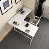 L het Elegante Witte Bureau van de Vorm, Modern Bureau