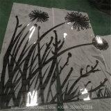 Fleur de Métal personnalisée de l'art mural en acier inoxydable de découpe laser Les Arts et Métiers