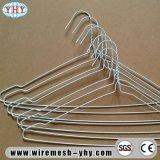 PVC materiale a gettare dei ganci del nastro metallico dei ganci dei vestiti ricoperto