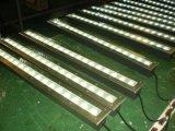 Bajo el agua de la luz de la piscina LED ultra delgado y lineal