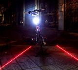 Las zonas de peligro rojo Safe-Life LED Testigo de la zona