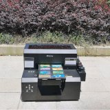 電話箱の印刷のための小型A4デジタル紫外線平面プリンター