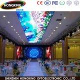 P4.81 écran polychrome d'intérieur de l'affichage vidéo DEL pour des événements de location