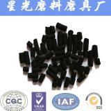 Koolstof van de Adsorptie van het gas de Cilindrische Zwarte Geactiveerde