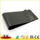 Fibra de carbono personalizado Money Clip Wallet