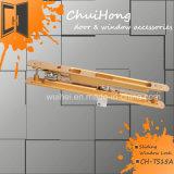 La serratura di portello di alluminio della finestra di scivolamento dentro la pressofusione per la finestra o il portello di scivolamento