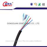 Кабель PV Cable1*4mm2 твиновского сердечника сердечника одиночного солнечный,