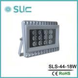 Luz impermeável do ponto do diodo emissor de luz de 36W IP65 DC24V para arquitectónico (SLS-44)