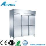 Охлажденные алкогольные горизонтальной пластиной морозильной камере / американский коммерческий холодильник морозильник Цены / в вертикальном положении обратитесь в морозильной камере