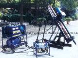 Plataforma de perforación del ancla para la pequeña operación portable de la construcción del espacio