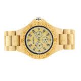 2018 Commerce de gros d'assurance qualité pour hommes et femmes personnalisée du fabricant de bois de bambou de montres