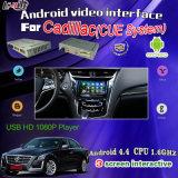 La interfaz de Android para 13-17 Cadillac Xts Cts CT6 Srx apoyo externo a la cámara trasera