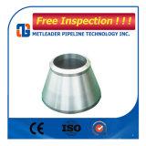 Reductor concéntrico de acero para el oleoducto