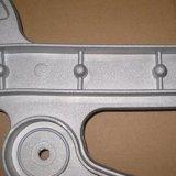 Aluminium Druckguß für Grobfilter-Deckel mit ISO