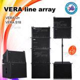 유럽 세륨 증명서는 Vera12 스피커 상자 선 배열 시스템을 통과했다
