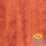Apple-hölzernes Korn-dekoratives Papier für Küche und Fußboden vom chinesischen Hersteller