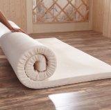 Colchoneta lavable cama cubierta de la almohadilla de espuma de memoria Easy-Packed juegos de cama cama Pad China