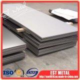 Placa Titanium do titânio da classe 5 da liga Ti-6al-4V para industrial