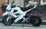 Motocicleta eléctrica estupenda M7 con el freno de disco del motor 2000W