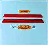 Gránulos plásticos de Masterbatch del color amarillo para tubular