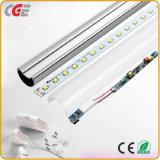Intelligente zuverlässige Qualität des IR-Fühler-LED der Gefäß-2FT/3FT/4FT/5FT, 9With12With18With24W LED T8 Gefäß-Lichter