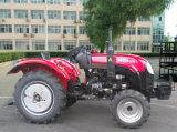 De Tractor van de Landbouw van Yto 60HP 4X4 met Graver