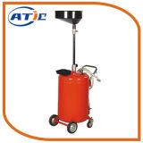 L'équipement de vidange d'huile pour la voiture, 7psi de pression de l'air déchets drainer d'huile