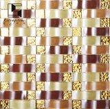 Het Mozaïek dat van het Glas van de Vorm van de boog in Pijler gebruikt