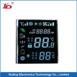 tipo gráfico módulo da roda denteada do painel de indicador de 160X80 LCD do LCD