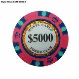За круглым столом казино покер микросхема акрилового волокна