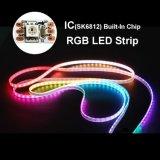 IC bouwde LEIDENE Strook RGB/RGBW/Cwww in