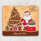 صنع وفقا لطلب الزّبون [نون-سليب] مطّاطة عيد ميلاد المسيح [مووسبد] قمار [مووس بد]