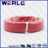 Высокое напряжение силиконового каучука изолированный провод
