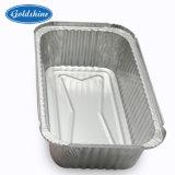 Упаковка из алюминиевой фольги круглый контейнер
