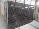 China Emperador losa de mármol oscuro para la cocina, cuarto de baño/Piso/pared