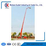 36m Spider Antena de elevação da lança de guindaste de plataforma de trabalho