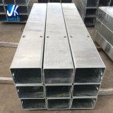 Comercio al por mayor soldar tubos de acero cuadrado y rectangular