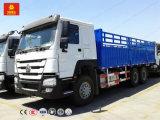高品質のSinotruk HOWO 6X4 30tonの棒の貨物トラック