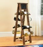 Standing-Wooden-Ladder-Shelf-Bathroom-Storage-Ideas-Towel-Rack-12