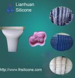 При свечах и мыла и бетонное кирпича пресс-форм, литья под давлением жидкости из силиконового каучука РТВ БГ-2