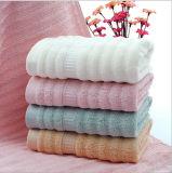 Fornitore del tovagliolo del bagno tinto pianura del cotone egiziano