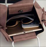 のどのスエードPUのハンドバッグのメッセンジャー袋のショルダー・バッグのハンドバッグ