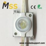 45 Degree Lens를 가진 DC12V 1.5W/3W Waterproof LED Module