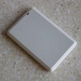 De Lezer en de Schrijver van de Desktop USB RFID met Volledige Engelse Sdk met de Kaarten van de Steekproef