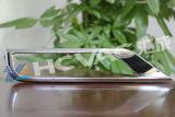 Vacío de la cubierta del teléfono móvil del plástico TPU que metaliza la bañadora de la máquina